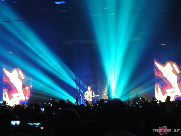 Ed Sheeran Live - credits Teamworld.it