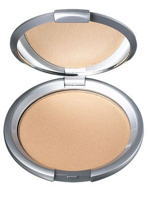 Lorac Perfectly Lit Oil Free Luminizing Powder~ FABULOUS powder highlight, use over a cream highlighter or alone, BEAUTIFUL!