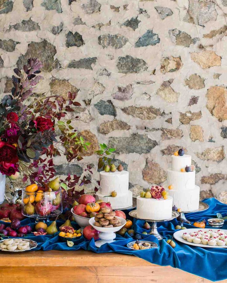 """A Charmingly Bespoke Fall Wedding in New Jersey 