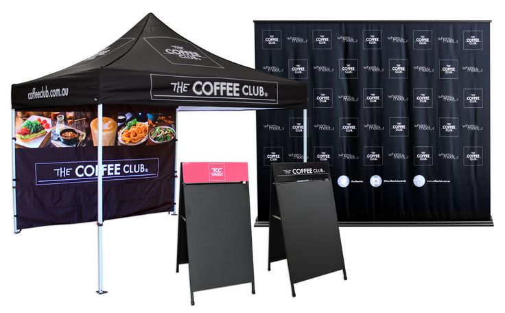 Customise your branding package with Australia's leading outdoor branding experts! Star Outdoor has you covered! Call them today on 1300 721 877 or visit their website at www.staroutdoor.com.au