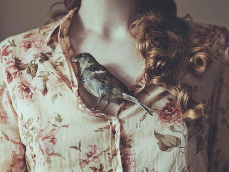Fairy Tales – Les photographies sombres et surréalistes de Laura Makabresku (image)