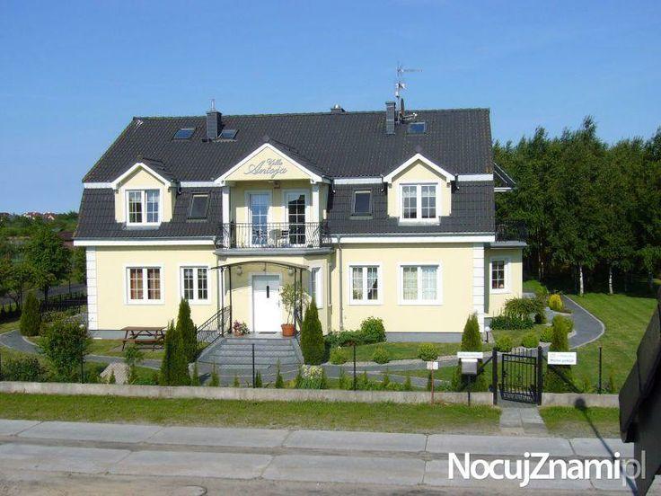 Pokoje Gościnne nad morzem || #apartamenty #morze #apartments #polska #poland ||  http://nocujznami.pl/obiekt/pokoje-go%C5%9Bcinne-nad-morzem