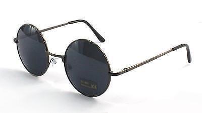 John Lennon Style Sunglasses Ozzy Osbourne Hippy 70 s 80 s Fancy Dress Glasses