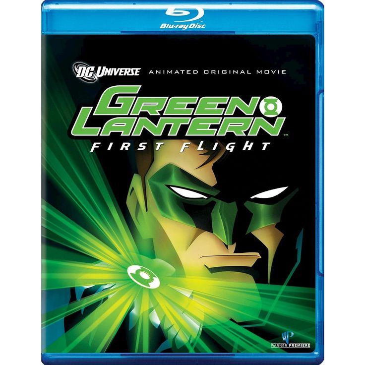Green Lantern: First Flight (Blu-ray)