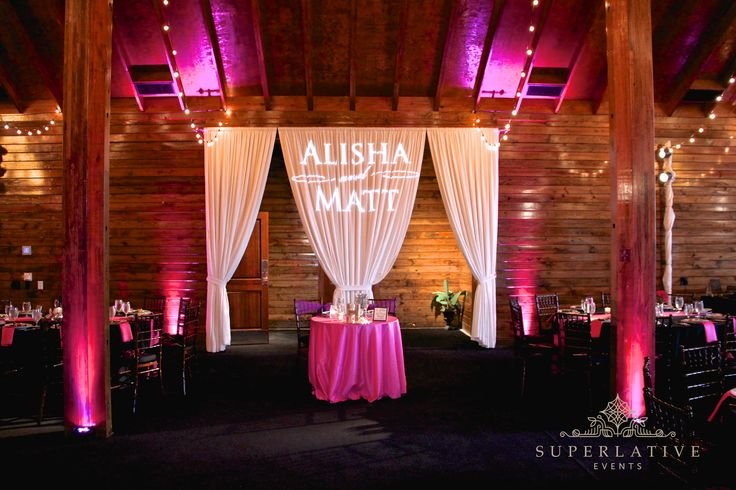 471 Best Uplighting For Any Event Images On Pinterest
