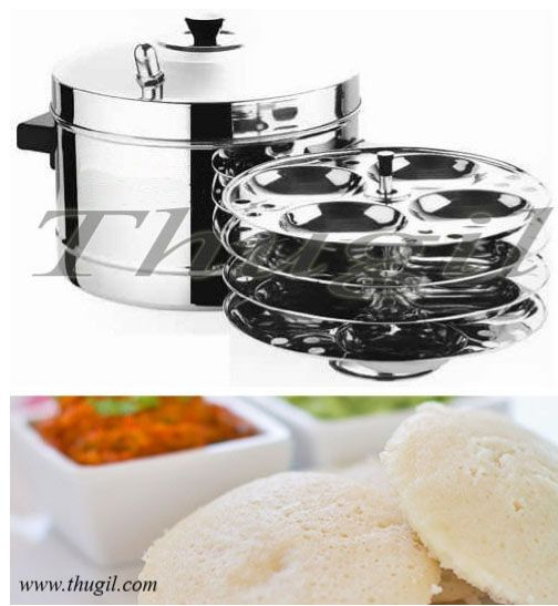 how to make idli in cooker without idli stand