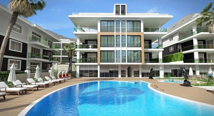 Турция – Продаются апартаменты в строящемся  комплексе в Алании  Комплекс расположен в 3 км от моря и от центра Алании. Апартаменты очень светлые, площадью 185 м2 , жилая 120 м2, с тремя спальными и двумя ванными ( с душевой кабиной и ванной) комнатами, гостиной, хорошо оборудованной кухней, санузлом, 2 просторными балконами. Цена: 250000 € Сдача дома в эксплуатацию в 2016 году #недвижимостьвтурции, #недвижимостьвалании, #квартиравалании, #апартаментывтурции