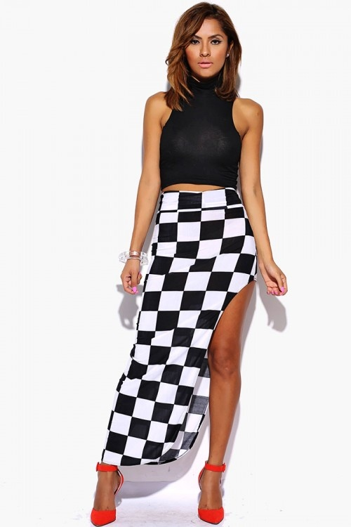 17 Best images about Checkered skirt outfit on Pinterest | Bauble ...