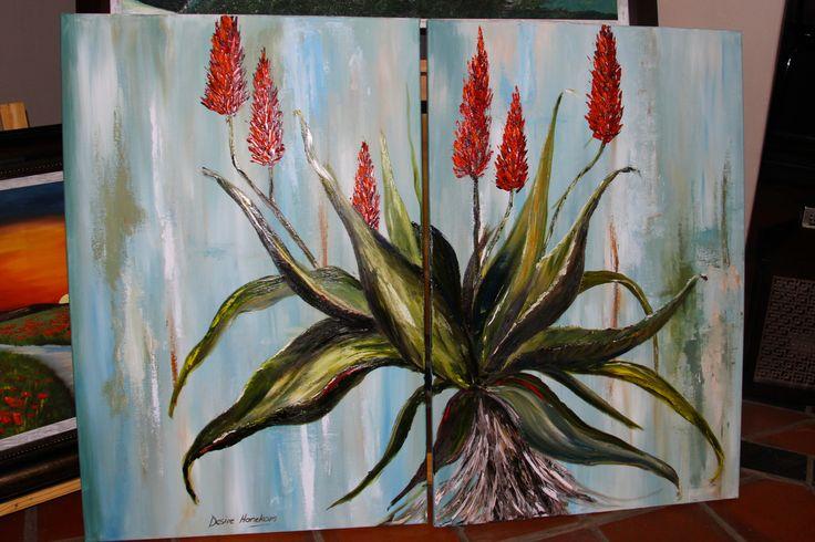Aloe Artist: Desire Hanekom