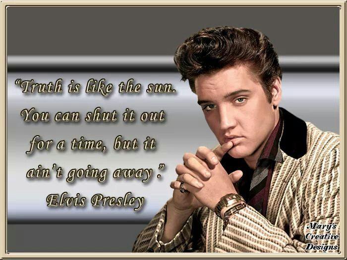 17 Best Images About Elvis Quotes On Pinterest Elvis
