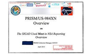 Prism NSA Prism program taps in to user data of Apple, Google and others http://www.theguardian.com/world/2013/jun/06/us-tech-giants-nsa-data?CMP=twt_gu