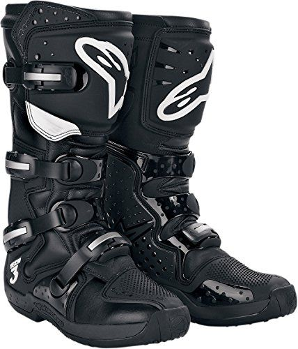 Special Offers - Alpinestars Tech 3 Boots  10/Black - In stock & Free Shipping. You can save more money! Check It (August 12 2016 at 01:23PM) >> http://motorcyclejacketusa.net/alpinestars-tech-3-boots-10black/