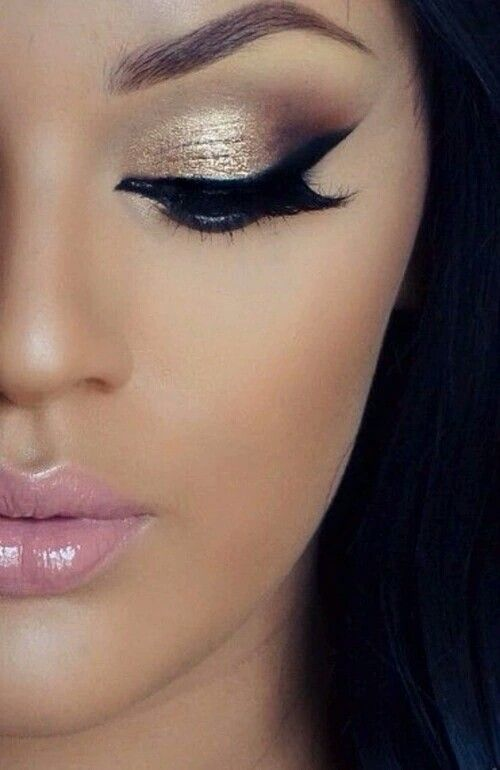 Love this eye makeup for a night out