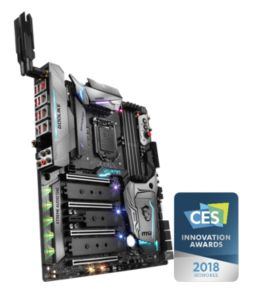 MSI Brings Award Winning Innovations to CES 2018 - Geek News Central