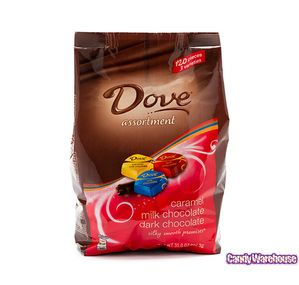 Dove Caramel Chocolate Gluten Free