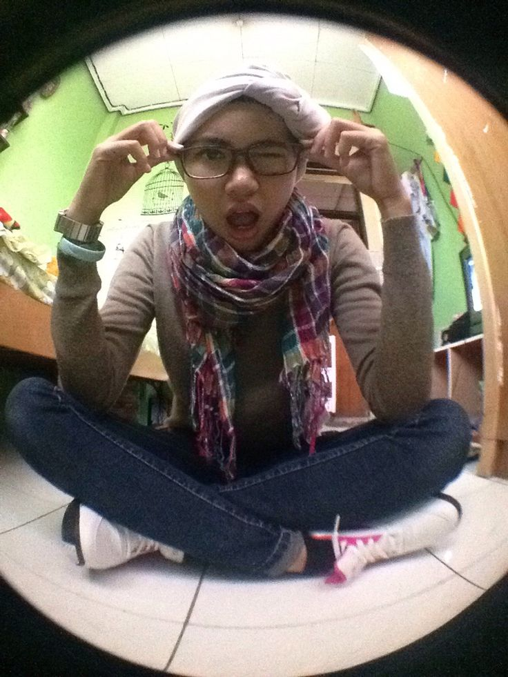 Hijab Ala ala sporty