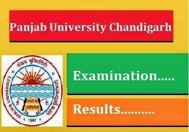 Punjab University Results 2016, PU Chandigarh Result BA, BCOM BSc, MA, MSC, MCOM