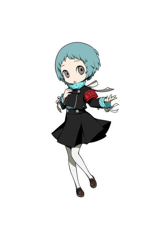 Persona Q2 - Fuuka Yamahashi   Gamer & Anime Art wallpapers