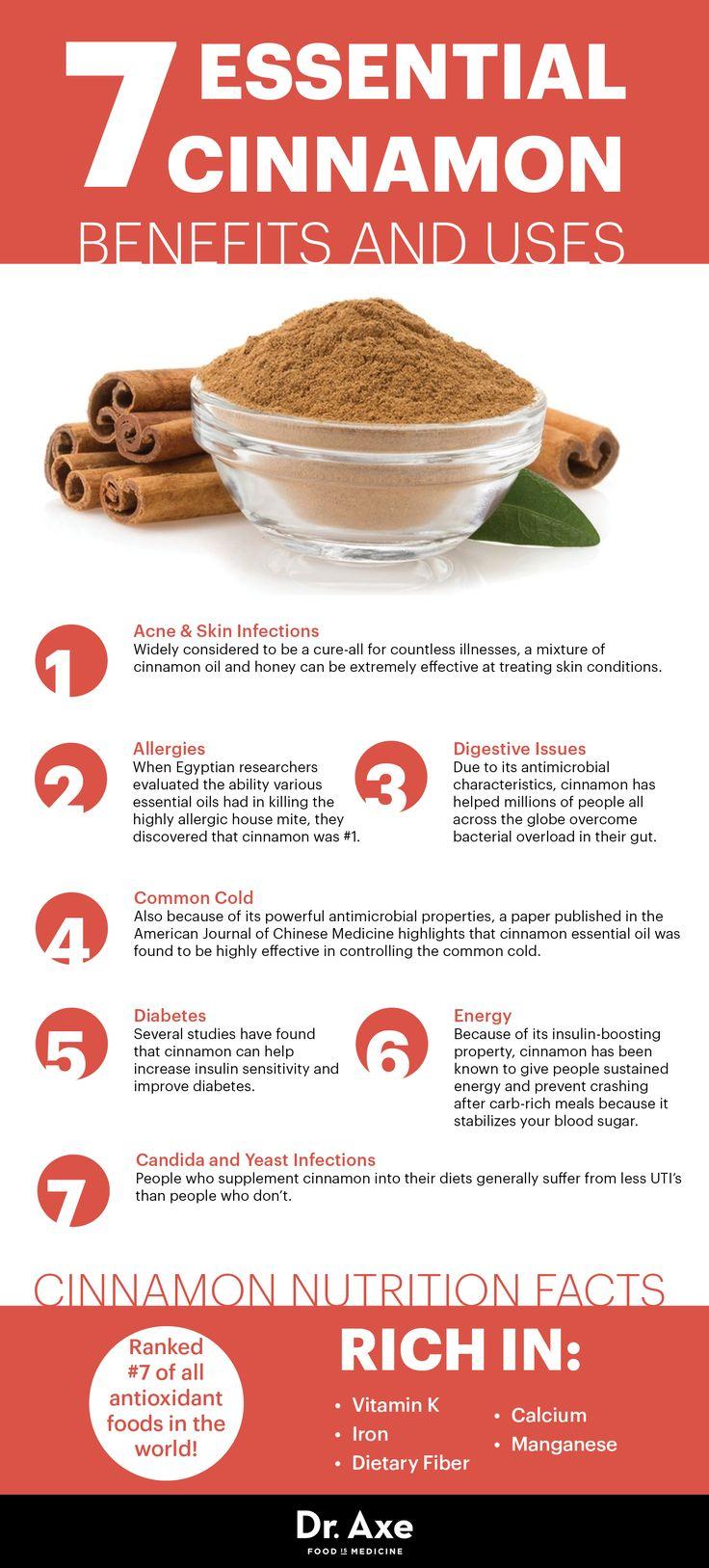 Ceylon Cinnamon Supplementation preferred ~ 1,200 mg for Diabetes