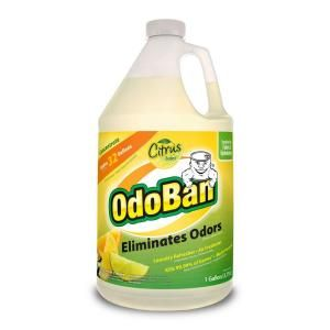 Odoban 1 Gal Citrus Disinfectant Laundry And Air