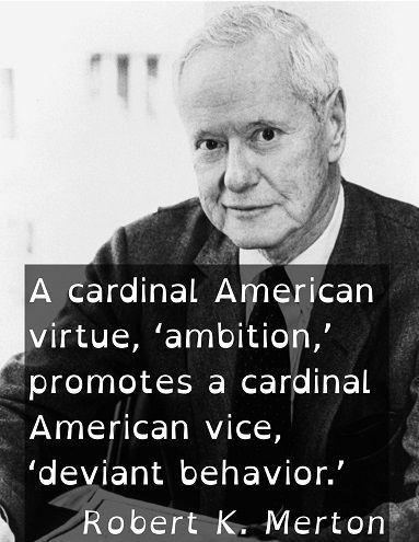Robert K. Merton quote