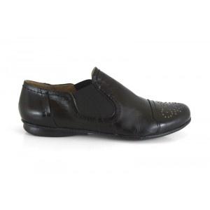 12318-194A FLORENTIC NEGRO. Zapato de la marca Mikaela. $55€