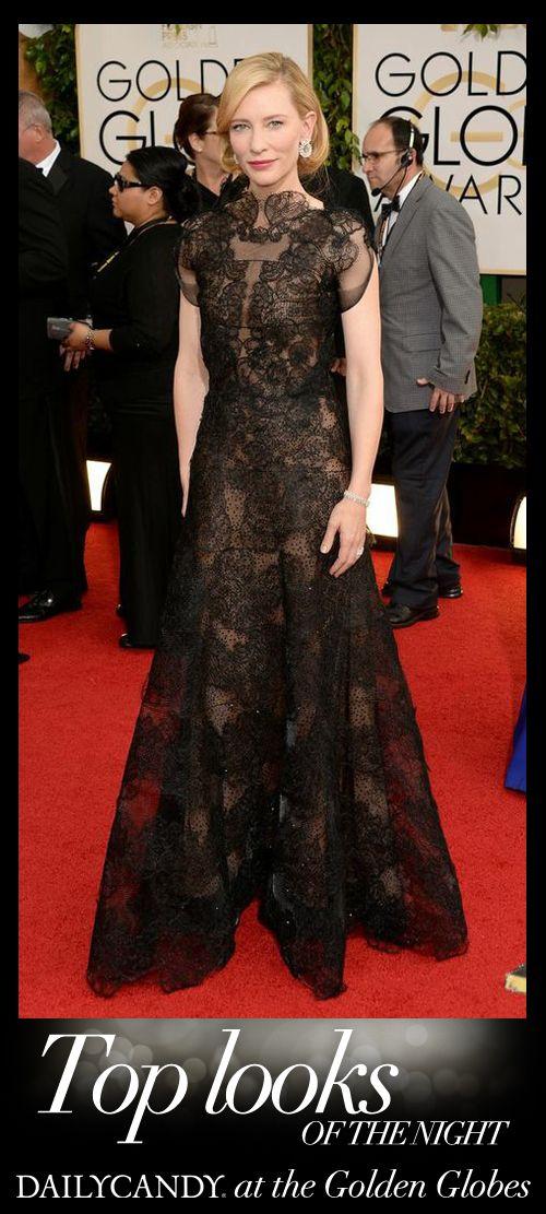 Cate Blanchett in Armani Privé | DailyCandy