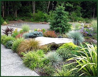 landscape design in the NW | About Rebecca Robinson Principal Designer of Robinson Landscape Design
