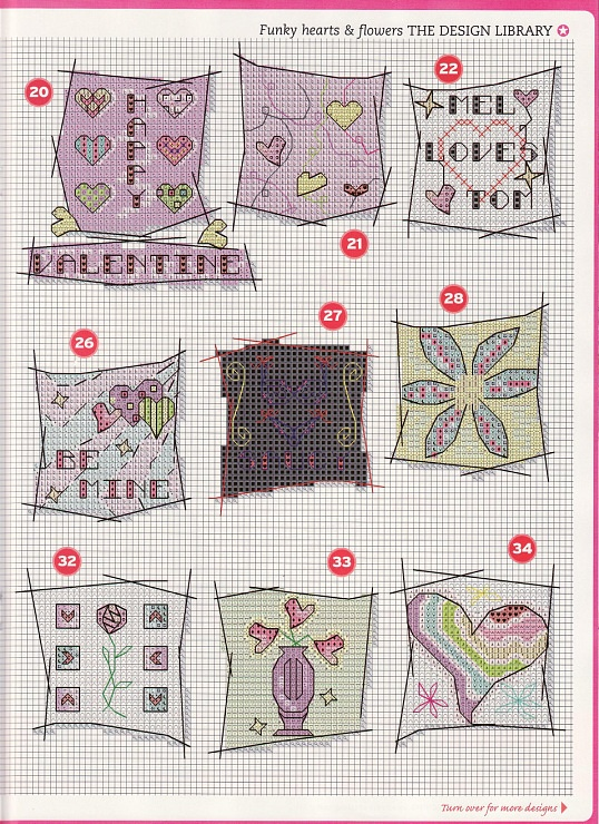 Gallery.ru / Фото #33 - The World of Cross Stitching-147 - Orlanda