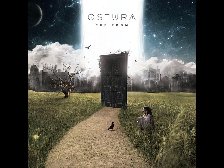 Ostura - The Room - 2018. Album and review.