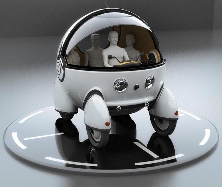 Design: Futurò concept, di Pierpaolo Lazzarini | Virtual Car