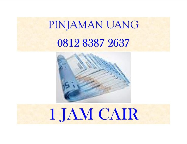 Pinjaman Dana Cepat jaminan bpkb mobil 081283872637 call sms WA