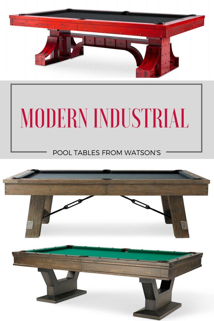 Vast Selection Of Modern Industrial Pool Tables Find Billiards Tables