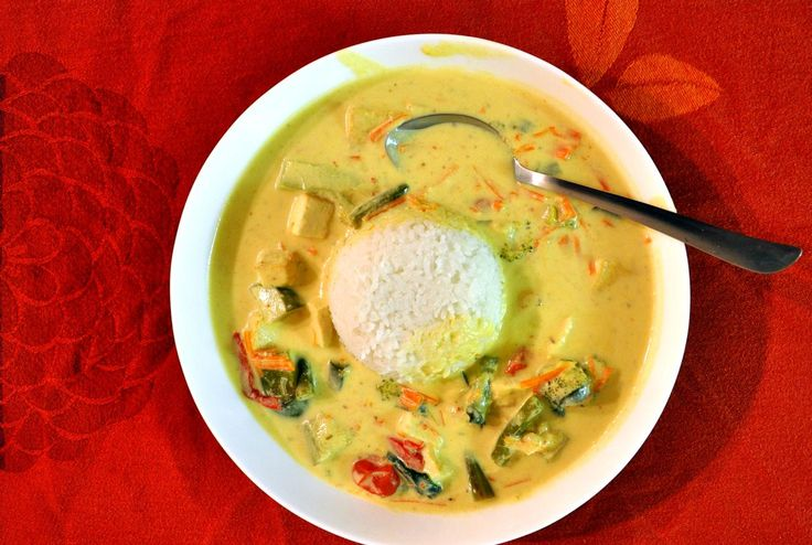 Hassle-Free Thai Yellow Vegetable Curry Never Tasted so Good