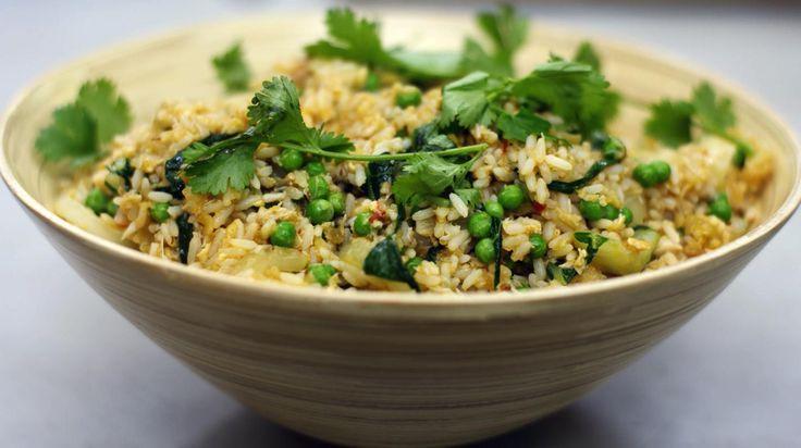 Nasi goreng met krab | Dagelijkse kost