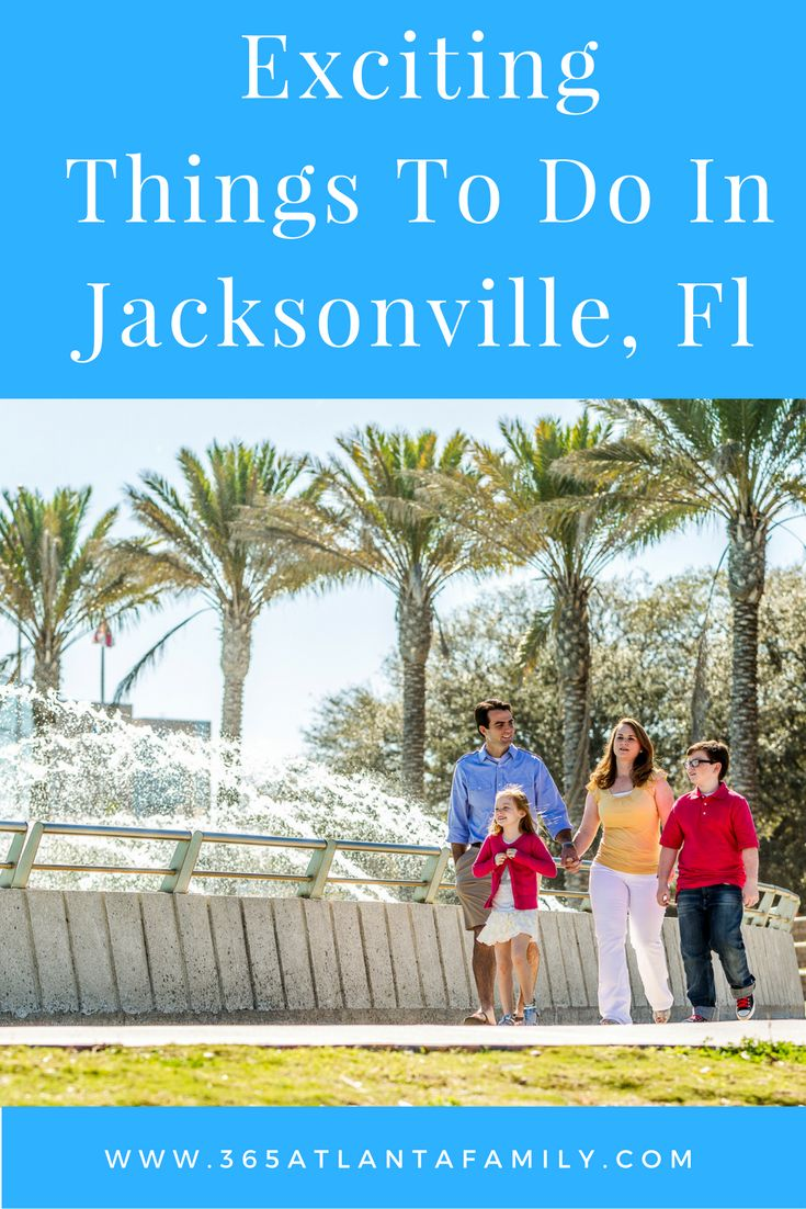 A cultural and foodie metropolis meets swimming and surfing beach town in Jacksonville! You can have the best of both worlds in this Sunshinecity. We've got a complete list of things to do in Jacksonville, Fl that will knock your socks off! Pack up the kids and head south for the vacation of a lifetime.