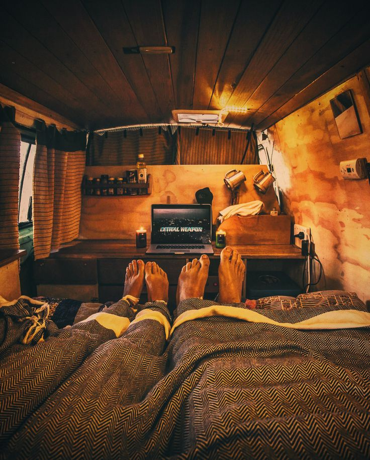 Tour the country in your van camper