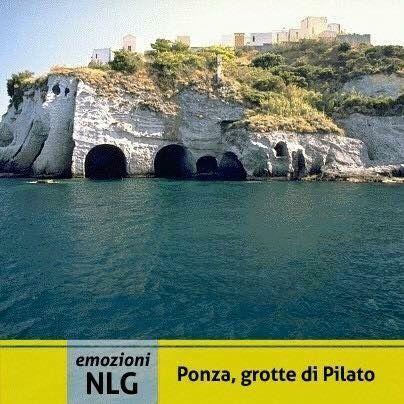 Buongiorno dalle fresche acque di Ponza!