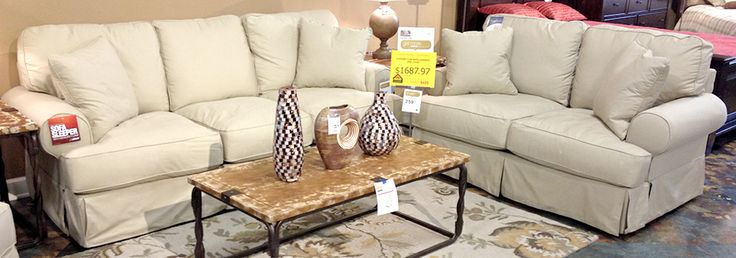 Kinning Flax Sofa and Loveseat With the casual