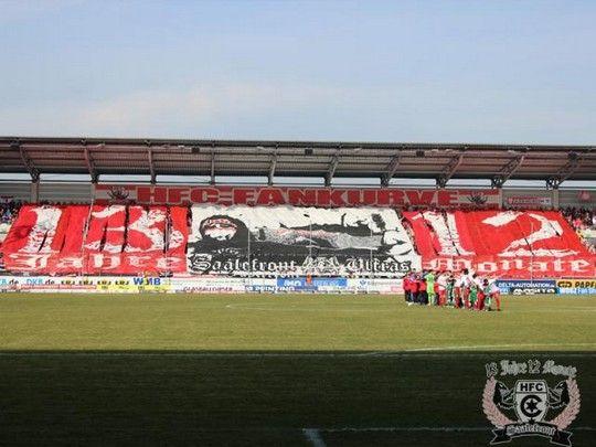 Hallescher FC - SpVgg Unterhaching 02.03.2014