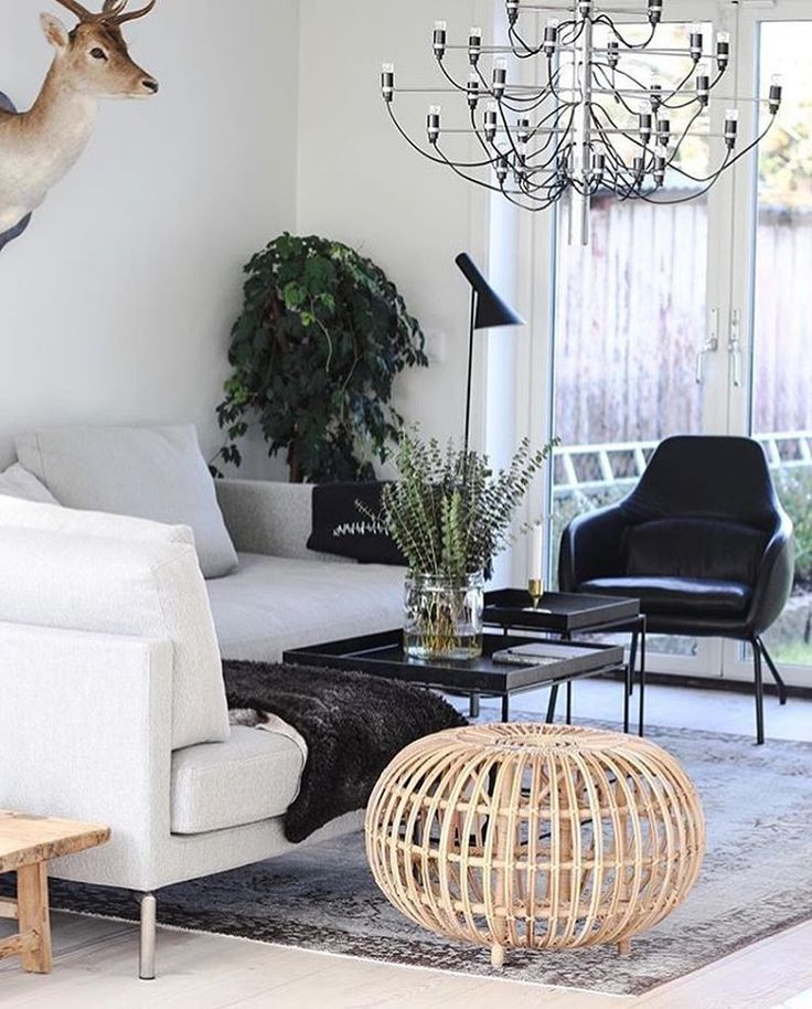 Our #loungechair Asento in beautiful surroundings. We love the look. Photo: @fridanilsson.se