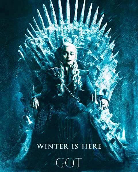 Con ustedes,Daenerys de la casa Targaryen reina de los andalls y de los primeros hombres,madre de dragones y heredera legitima al trono de hierro. #gameofthrones #Dragons #gotseason7 #GoTS7 #jonsnow #kitharington #stark #winterfell #aryastark #sansastark #maisiewilliams #got #lannister #tyrionlannister #daenerystargaryen #emiliaclarke #motherofdragons #kinginthenorth #winteriscoming #winterishere #cercei