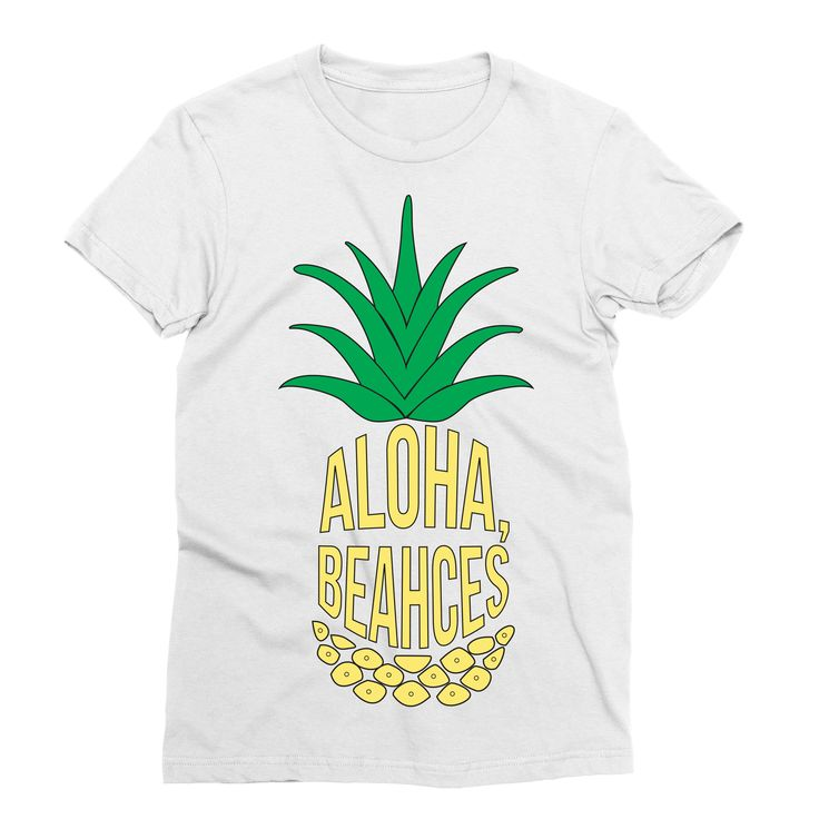 Main Beaches – My Main Tees The perfect tropical design to accompany your sizzling hot adventures on bachelorette weekend! Feel the juices flowing in this sweet pineapple shirt.