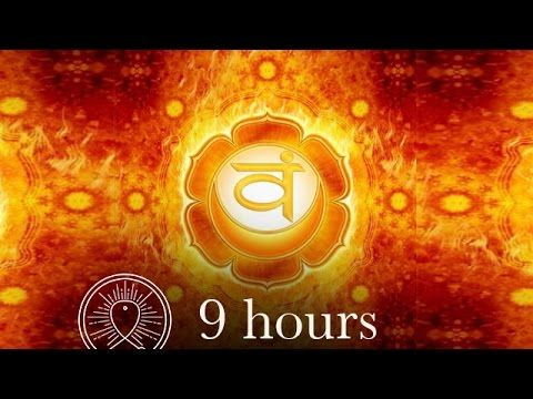 Sacral chakra healing starts with getting rid of guilt feelings.