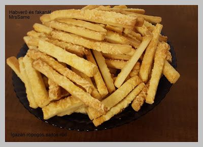 Habverő és fakanál: Igazán ropogós sajtos rúd