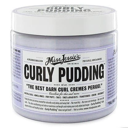 How To Use It: Ladies with thick, natural curls, this one's for you. It's best used on curly hair that's being styled into bantu knots, twists, or braids to eliminate frizz and keep hair intact. While you're styling your damp hair, use a pinch of product on your fingertips to keep hair in place as you go. The key to this product (and most products!) is to start off with a small amount in your hand and add more if necessary. For awesome results, style at night and sleep on your hair, waking…