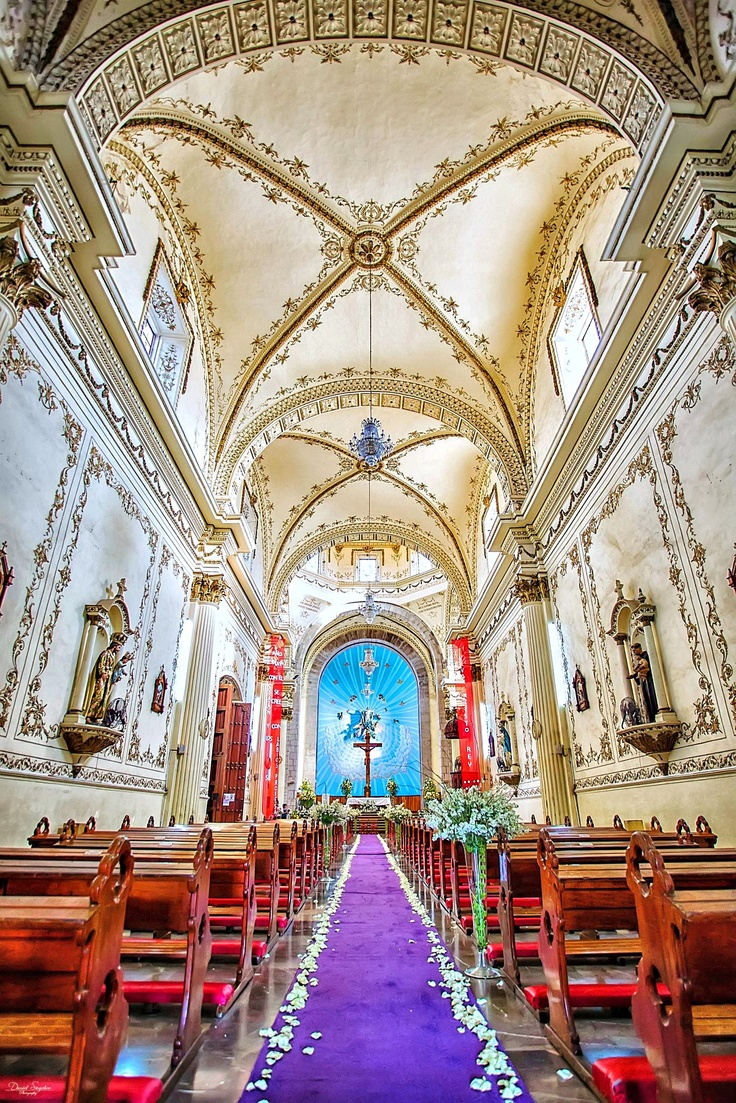 Cathedral of Tepic, #Nayarit #Mexico #Church