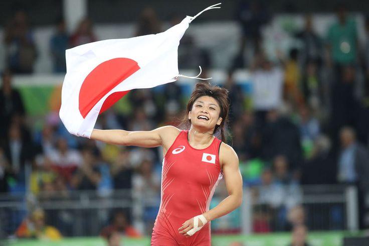 大会13日目ハイライト レスリング女子3人全員が逆転劇で金メダル 伊調は五輪女子初の4連覇 卓球男子は史上初銀メダルに輝く!