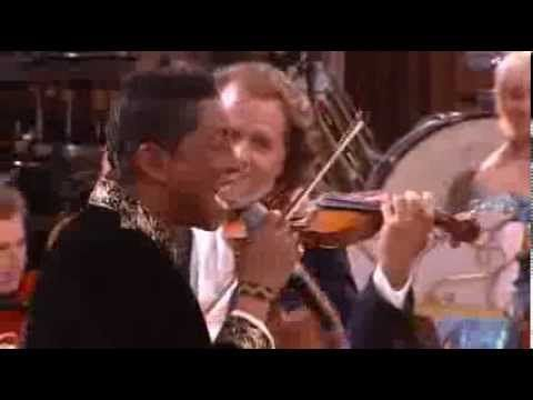 Andre Rieu Jermaine Jackson When The Rain Begins To Fall