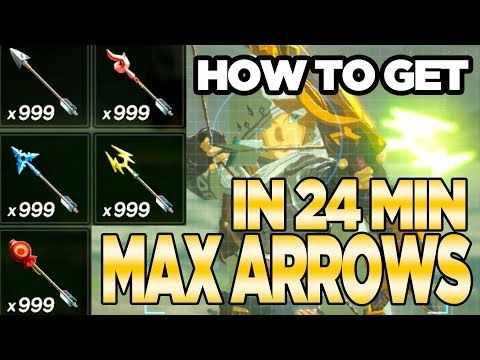 7 Ways to Get MAX ARROWS - 1 IN 24 MINUTES! - in Breath of the Wild | Austin John Plays - YouTube